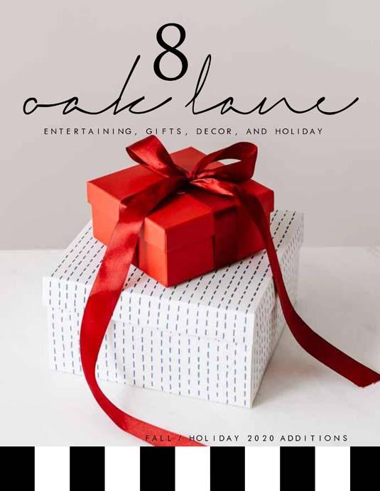 8 Oak Lane Catalog Cover