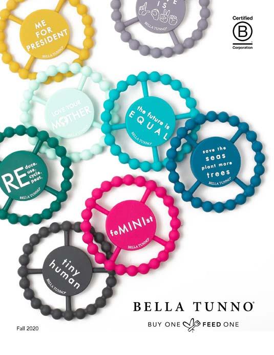 Bella Tunno Catalog Cover