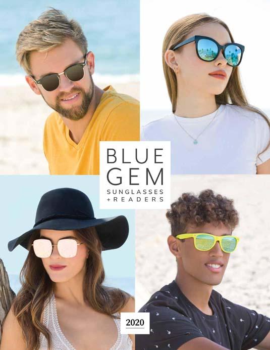 Blue Gem Catalog Cover