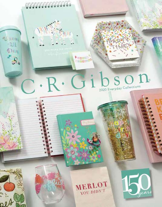 CR Gibson Catalog Cover