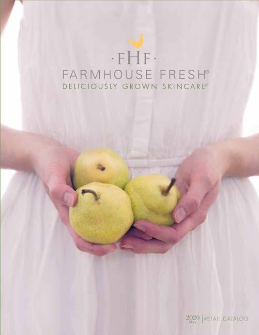 Farmhouse Fresh Catalog Cover