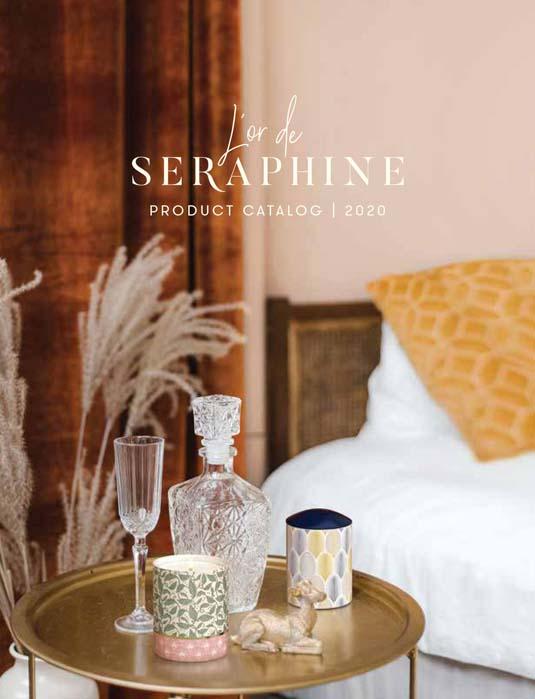 L'or De Seraphine Catalog Cover