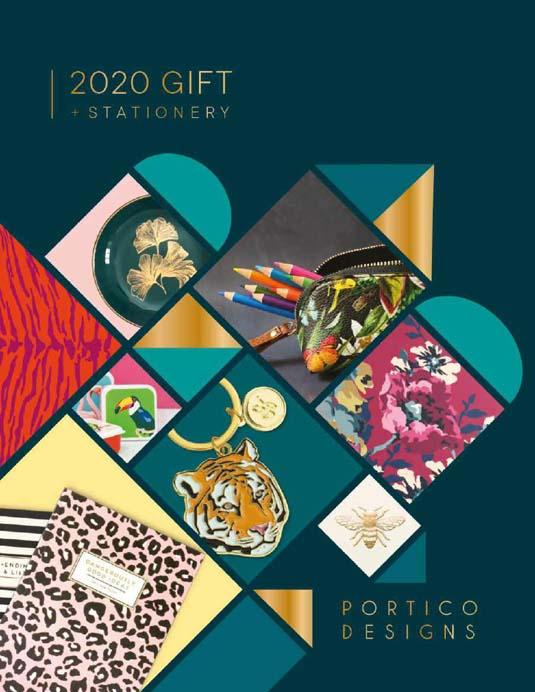 Portico Designs Catalog Cover
