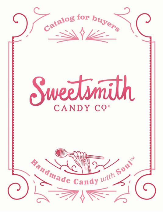 Sweetsmith Candy Co. Catalog Cover