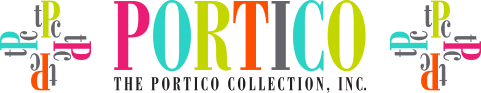 Portico Collection Logo